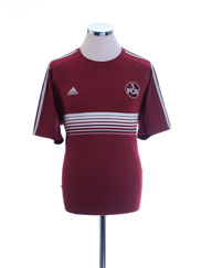2012-13 Nurnberg adidas Training Shirt L