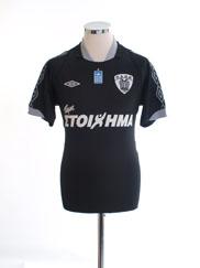 2012-13 PAOK Away Shirt L