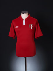 2012-13 Peru Away Shirt *BNIB* XL