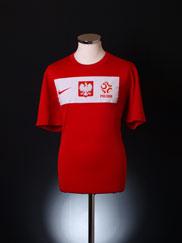 2012-13 Poland Stadium Away Shirt *BNIB*
