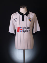 2012-13 Port Vale Home Shirt L
