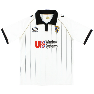 2012-13 Port Vale Home Shirt XL