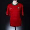 2012-13 Portugal Home Shirt Coentrao #5 M