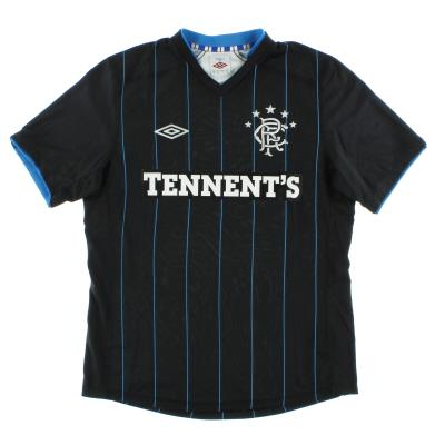 2012-13 Rangers Umbro Third Shirt *Mint* XL