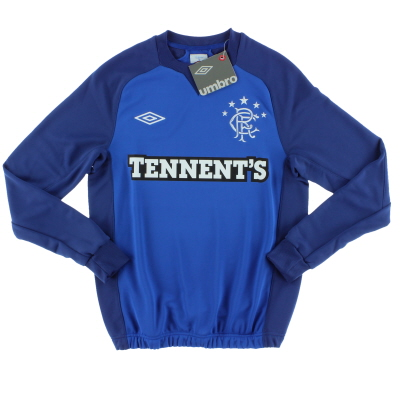 2012-13 Rangers Umbro Training Sweat Top *BNWT* S