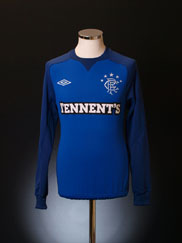 2012-13 Rangers Umbro Training Sweat Top *BNWT* XXXL