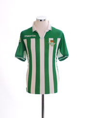 2012-13 Real Betis Home Shirt *Mint* S