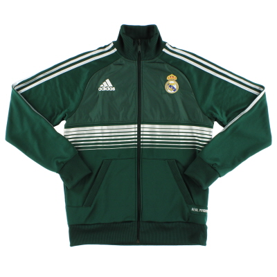 2012-13 Real Madrid adidas Anthem Track Jacket *As New* M