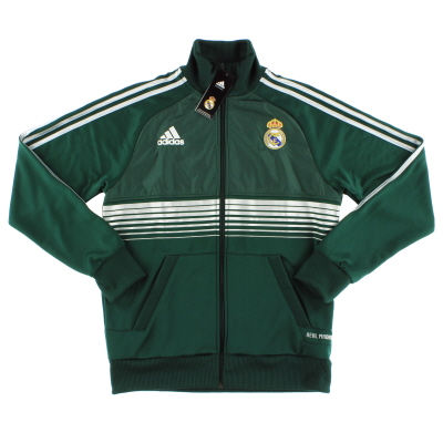 2012-13 Real Madrid adidas Anthem Track Jacket *w/tags* M