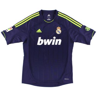 2012-13 Real Madrid Away Shirt XL.Boys