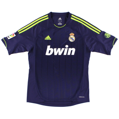 2012-13 Real Madrid adidas Away Shirt S