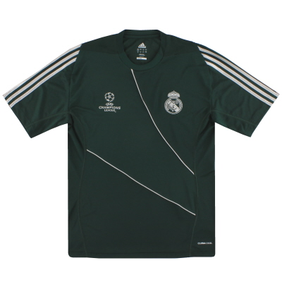2012-13 Real Madrid Champions League Training Shirt *Mint* M