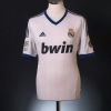 2012-13 Real Madrid Home Shirt Ronaldo #7 M