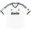 2012-13 Real Madrid Home Shirt Ronaldo #7 S