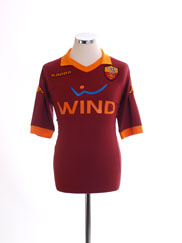 2012-13 Roma Home Shirt XL