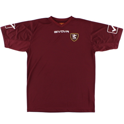2012-13 Salernitana Home Shirt L