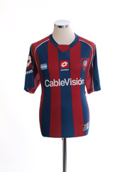 2012-13 San Lorenzo Home Shirt L