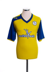2012-13 Sheffield Wednesday Away Shirt L