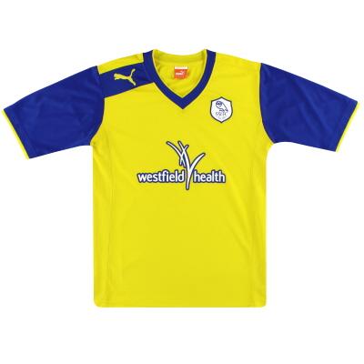 2012-13 Sheffield Wednesday Puma Away Shirt M