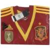 2012-13 Spain adidas Home Shirt *BNIB* S