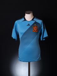2012-13 Spain Away Shirt *BNWT*