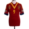 2012-13 Spain Home Shirt Torres #9 S