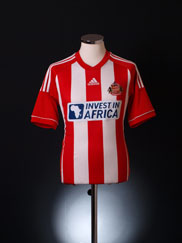 2012-13 Sunderland Home Shirt S