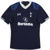 2012-13 Tottenham Under Armour Away Shirt Bale #3 M