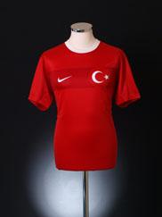 2012-13 Turkey Home Shirt *BNIB*
