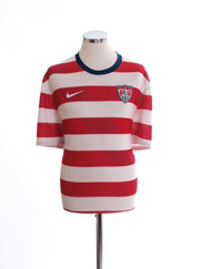 2012-13 USA Home Shirt XXL