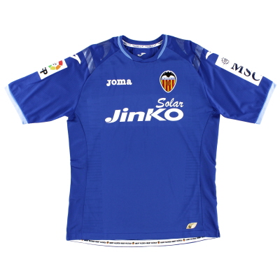 2012-13 Valencia Away Shirt M
