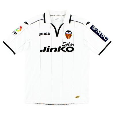 2012-13 Valencia Home Shirt M