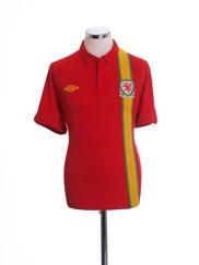 2012-13 Wales Home Shirt *BNIB* S.Boys