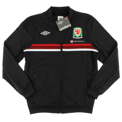 2012-13 Wales Umbro Knit Training Track Top *w/tags* M