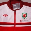 2012-13 Wales Umbro Knit Training Track Top *BNIB* L