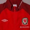 2012-13 Wales Umbro Woven Training Jacket *BNIB* L