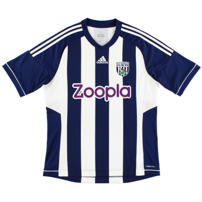 2012-13 West Brom Home Shirt L