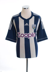 2012-13 West Brom Home Shirt XL
