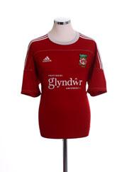 2012-13 Wrexham Home Shirt L