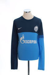 2012-13 Zenit St. Petersburg Nike Player Issue Training Jumper XL