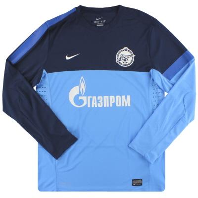 2012-13 Zenit St. Petersburg Nike Player Issue Training Jumper XL