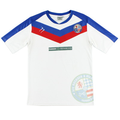 2012-14 AFC Rushden and Diamonds Home Shirt #5 L