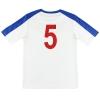 2012-14 AFC Rushden and Diamonds Home Shirt #5 L