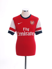 2012-14 Arsenal Home Shirt XXL