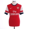 2012-14 Arsenal Home Shirt Podolski #9 S