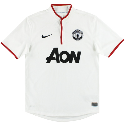 2012-14 Manchester United  Away Shirt M