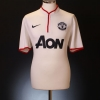 2012-14 Manchester United Away Shirt v.Persie #20 L