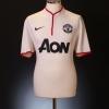 2012-14 Manchester United Away Shirt v.Persie #20 M