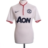 2012-14 Manchester United Away Shirt v.Perise #20 *Mint* S