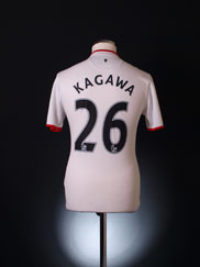 2012-14 Manchester United Away Shirt Kagawa #26 XL
